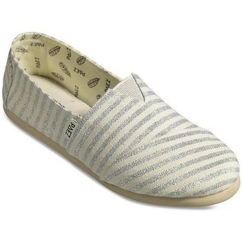 Zapatos Mujer Alpargatas Paez Gum Original Classic W Gris