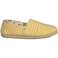 Zapatos Mujer Alpargatas Paez Gum Original Classic W Maracuya Amarillo