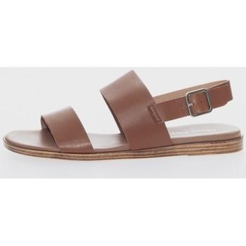 Zapatos Mujer Sandalias Bryan 2520 Marrón