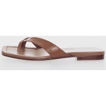 Zapatos Mujer Chanclas Bryan 4604 Marrón