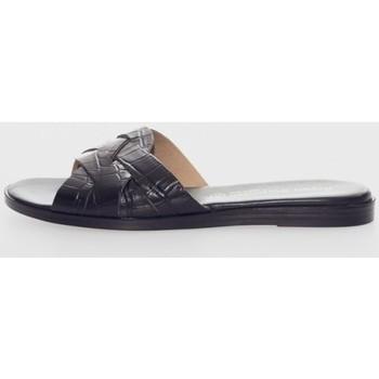 Zapatos Mujer Zuecos (Mules) Bryan 2524 Negro