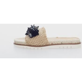 Zapatos Mujer Alpargatas Porronet 2758 Negro