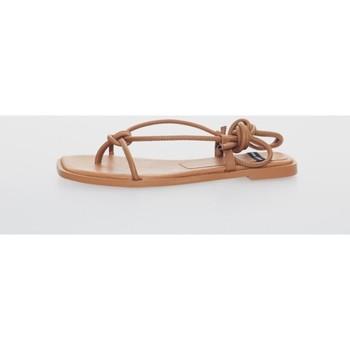 Zapatos Mujer Sandalias Angel Alarcon 21010 Marrón