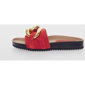 Zapatos Mujer Zuecos (Mules) Penelope 6051 Rouge