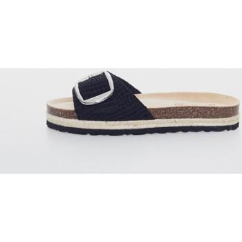 Zapatos Mujer Zuecos (Mules) Yokono JAVA-134 Negro