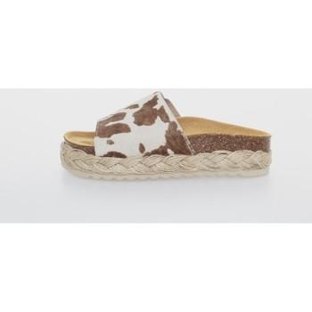 Zapatos Mujer Alpargatas Belang 05303 Beige