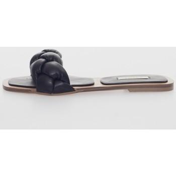 Zapatos Mujer Zuecos (Mules) Corina C1480 Negro