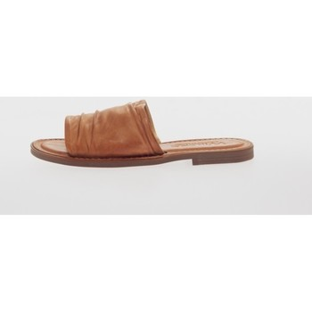 Zapatos Mujer Zuecos (Mules) Wikers 77191 Marrón