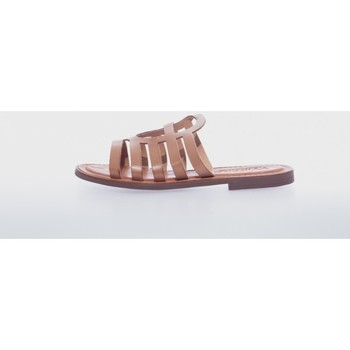 Zapatos Mujer Zuecos (Mules) Wikers 77359 Marrón