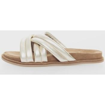 Zapatos Mujer Zuecos (Mules) Inuovo 777002 Oro
