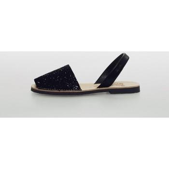 Zapatos Mujer Sandalias Ria 21224-S1 Negro