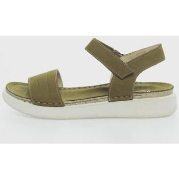 Zapatos Mujer Sandalias Walk & Fly 44170 Verde
