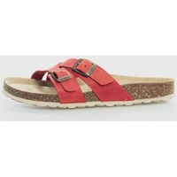Zapatos Mujer Zuecos (Mules) Trend Shoes DIANA Rojo