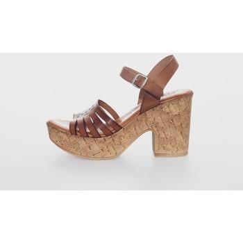 Zapatos Mujer Sandalias Musse & Cloud KATYA Marron