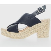 Zapatos Mujer Sandalias Cokketta 490 Negro