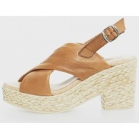 Zapatos Mujer Sandalias Cokketta 490 Marrón