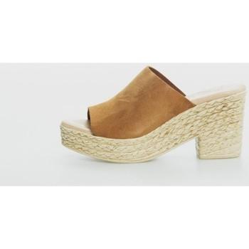 Zapatos Mujer Zuecos (Mules) Cokketta 493 Marrón