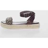 Zapatos Mujer Sandalias Porronet 2764 Marron