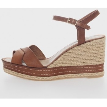 Zapatos Mujer Alpargatas Casteller 726 Marron