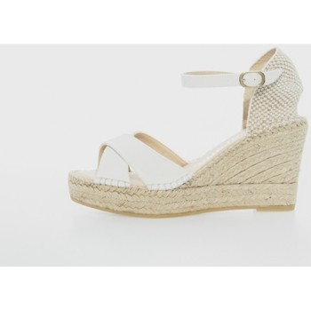 Zapatos Mujer Alpargatas Macarena LAURA 2 Beige