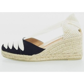 Zapatos Mujer Alpargatas Cokketta 1550 Negro
