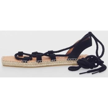 Zapatos Mujer Alpargatas Macarena MERY 9 Negro
