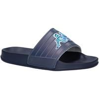 Zapatos Niño Chanclas Kappa 304Q930 LOGO MATESE Azul