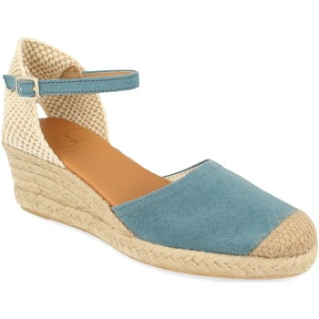 Zapatos Mujer Alpargatas Shoes&blues SB-22001 Azul