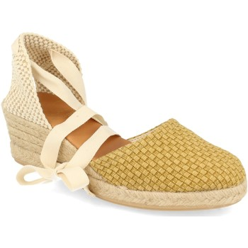 Zapatos Mujer Alpargatas Shoes&blues SB-22006 Amarillo