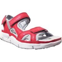 Zapatos Mujer Sandalias de deporte Allrounder by Mephisto Its me Rojo