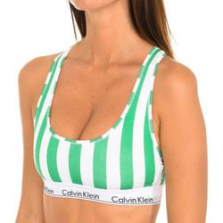 textil Mujer Sujetador deportivo  Calvin Klein Jeans Sujetador deportivo Calvin Klein Multicolor