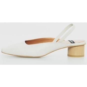 Zapatos Mujer Zapatos de tacón Angel Alarcon 21074 Blanco