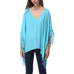 textil Mujer Tops / Blusas Anany AN-040304 AZUL
