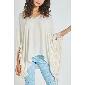 textil Mujer Tops / Blusas Anany AN-040304 BEIGE