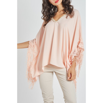 textil Mujer Tops / Blusas Anany AN-040304 ROSA