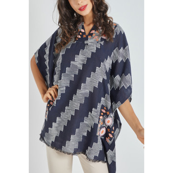 textil Mujer Tops / Blusas Anany AN-190241 AZUL