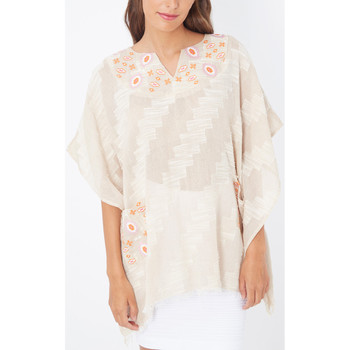 textil Mujer Tops / Blusas Anany AN-190241 BEIGE