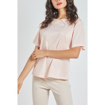 textil Mujer Tops / Blusas Sinty SI-130047 ROSA