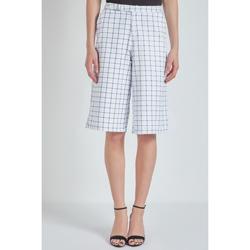 textil Mujer Shorts / Bermudas Sinty SI-290069 BLANCO