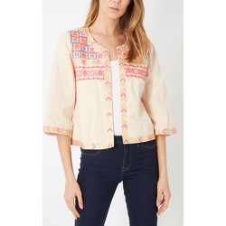 textil Mujer Chaquetas / Americana Anany AN-020080 BEIGE