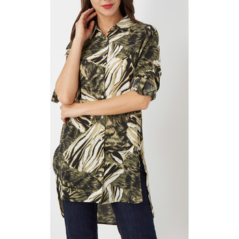 textil Mujer Camisas Anany AN-160447 VERDE