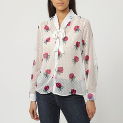 textil Mujer Camisas Anany AN-260230 BLANCO