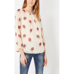 textil Mujer Camisas Anany AN-260231 BEIGE