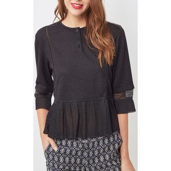 textil Mujer Camisas Sinty SI-190043 NEGRO