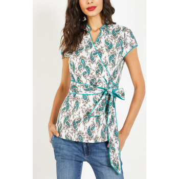 textil Mujer Camisas Anany AN-300001 VERDE