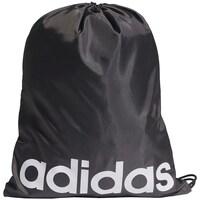 Bolsos Mochila adidas Originals Essentials Logo Gym Sack Negros