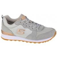 Zapatos Mujer Multideporte Skechers OG 85 Goldn Gurl gris