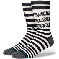 Accesorios Hombre Calcetines Stance Jail Card Negro