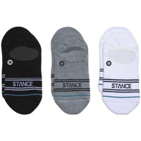 Accesorios Hombre Calcetines Stance Basic 3 Pack No Show Multicolor