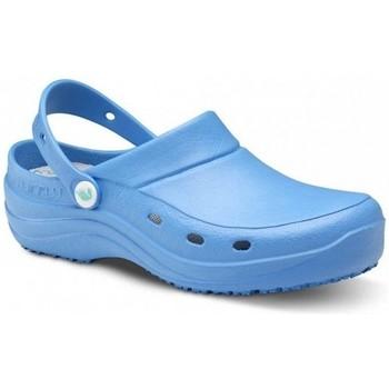 Zapatos Hombre Zapatos para el agua Feliz Caminar zueco laboral SIROCOS - Naturfly Azul